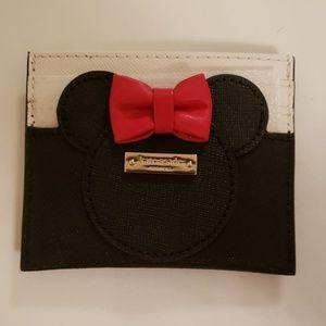 Kate Spade x Minnie Mouse Card Case